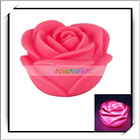 20pcs/pack Decoration Pink LED Roses Night Light