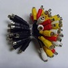 audio and video component cctv cable