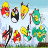 Bird Car Sticker