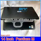 "14"" Cheap used original Brand Laptop notebook"