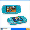PVP game player 888888 Build-in Games 2.7 Inch TFT LCD Enclosed A Game Cassette With 999999 Games-blue