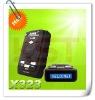 100% ORIGINAL Conqueror Laser Radar Detector X323