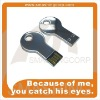 Key shape New USB, metal material, suitable for engraved logo