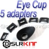 Eyecup Eye Cup for Canon Nikon Pentax Olympus Fujifilm Sigma Contax D-SLR / SLR Camera
