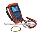 CCTV tester for video audio test,utp cable test,DC/AC power measure
