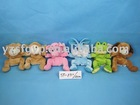 plush toy 6 animals hand puppet