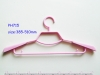 Plastic clothes hanger (PH-715)