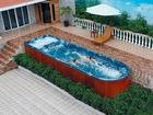 Acrylic Swim Spa: FS-S08M