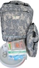 Earthquake Backpack type self rescue first aid kit