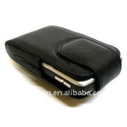 high quality cow leather cell phone cases for blackberry