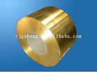 Bright brass coils