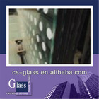 Screen printing glass with CE,ISO