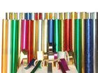Metallic color boeing film
