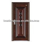 Popular Argentina Style exterior steel security door