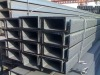 Q235 Hot rolled steel channel
