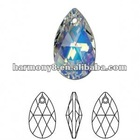 6106 Original Austrian element pear-shaped pendant crystal 16mm