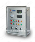 Gas holder controlling box