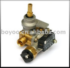 Gas valve for gas stove