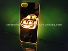 Led flashing case ,led flashing case for iphone manufacture &exporter