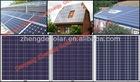 PV mono solar panel 5W-300W
