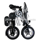 12 inch Lightweight electric folding bike with EN15194
