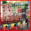 Attractive amusement park rides playground manufacture tagada disco rides