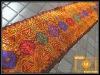 decorative pattern woven fabric Fine Threads Woven in Decorative Patterns