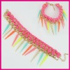 fashion matel and rope bracelets and bangles
