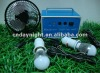 Portable 3w country Home Solar Power System