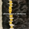 Wholesale natural straight Raw Chinese virgin human hair bulk unprocessed hair bulk