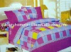100%Polyester pigment printed 4pcs bedding sets