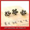 2011 fashion flower earring