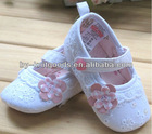 Fancy baby crib shoes Wholesale MOQ 8 Dozen