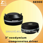 Wholesale!!high sensitivity compression driver(SE900)