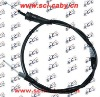 XTZ125 5RM F6311 00 motorcycle parts Throttle cable
