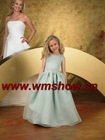 2011 New Style Little Queen Flower Girl Dress