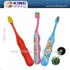 Musical toothbrush with customied music and voice for gift/promotional