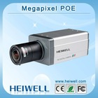 Low Lux Megapixel CMOS IP Surveillance Camera with POE