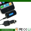 fm transmitter for iPhone4 + car charger