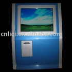 wall mounted kiosk-S01
