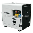 Long run portable diesel generator