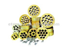 OD117*47mm Alloy Steel Multi-hole PC strand anchor