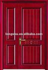 original wood door