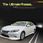 2012 LEXUS ES250 PP material car lip body kits