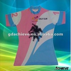 Customized Womens Rugby Tops Wear