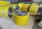 Polyurethane track roller
