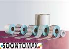 Direct thermal paper label jumbo rolls in printing