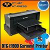 Digital black t shirt printer