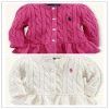 Peplum Cardigan Wholesale Kids Clothes
