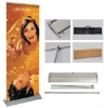 Wide Base Roll Up Banner Stand